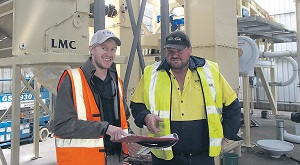 AGRIBUSINESS SUPPORTS REGION'S GRAIN GROWERS