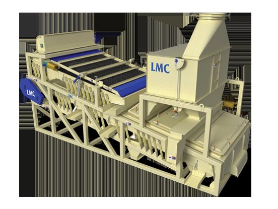 Hi-Capacity Air Gap Cleaners - LMC