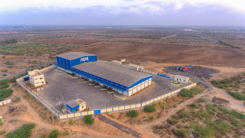 AgroCrops plant in India features LMC equipment