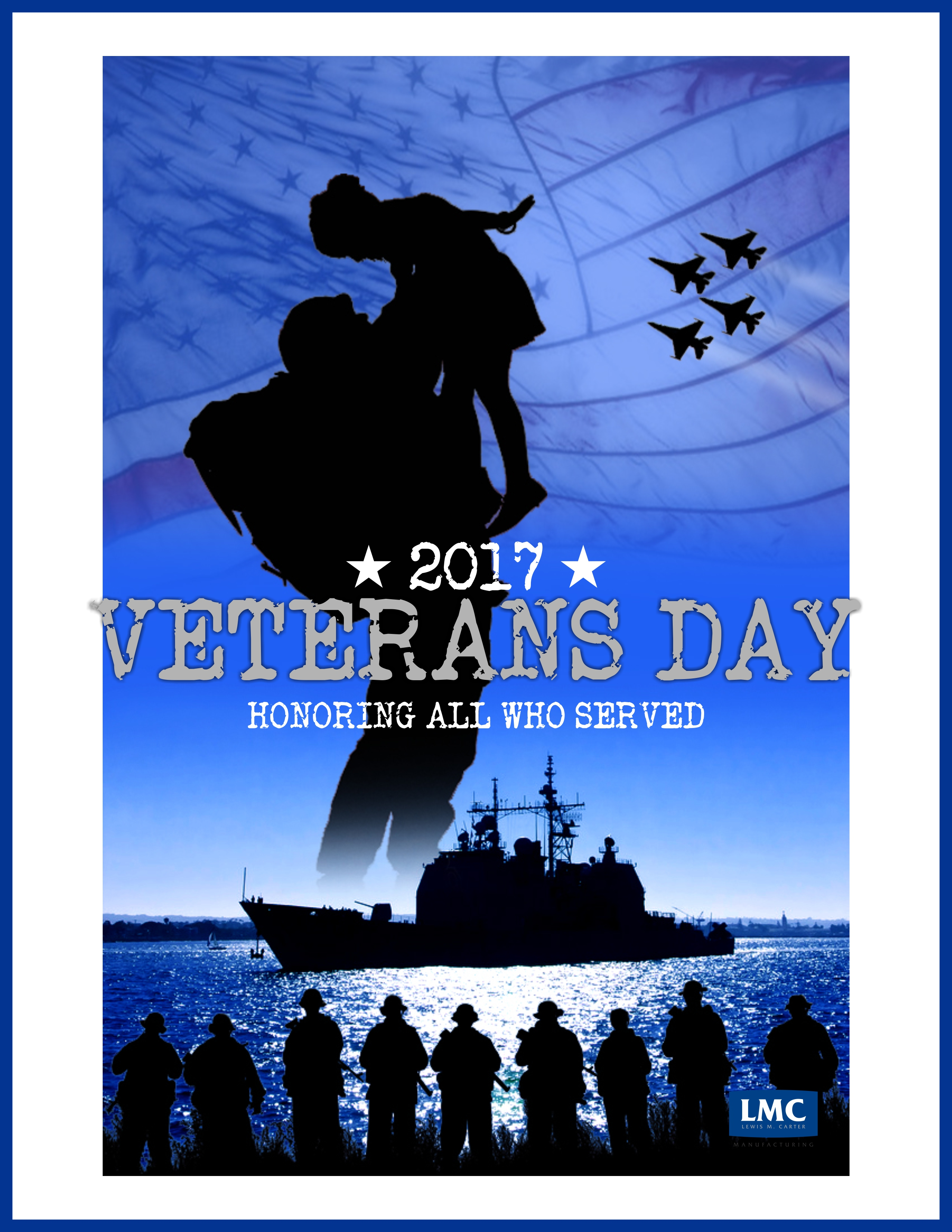 A Veterans Day Message from LMC