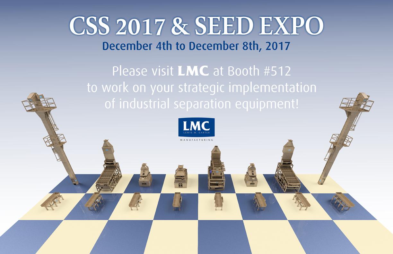 CSS 2017 & Seed Expo