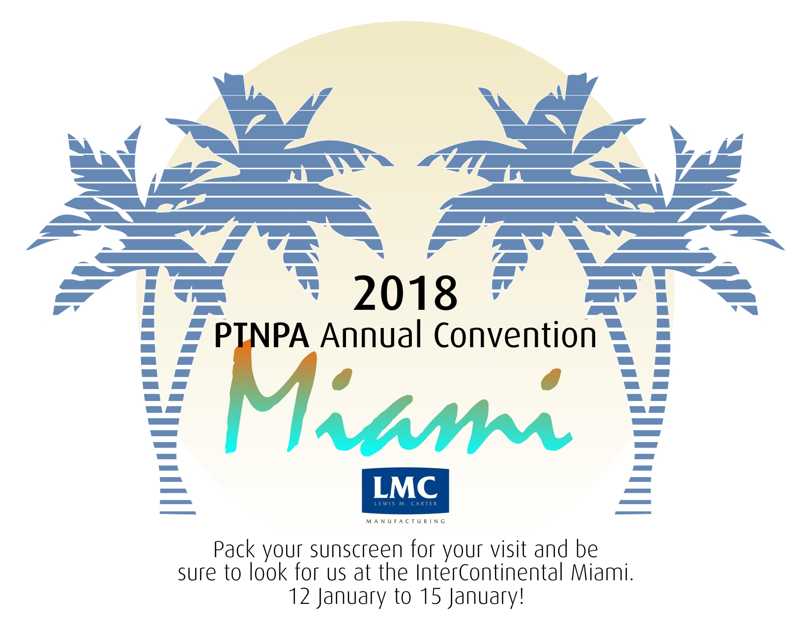 LMC to Attend PTNPA Annual Convention